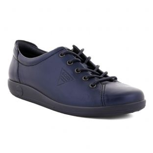ECCO Ladies Shoes Soft 20 Night Sky Droid